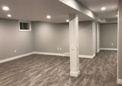 Basement Renovations London Ontario